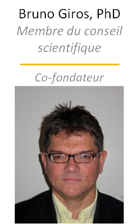 Membre du conseil scientifique MElkin Pharmaceuticals