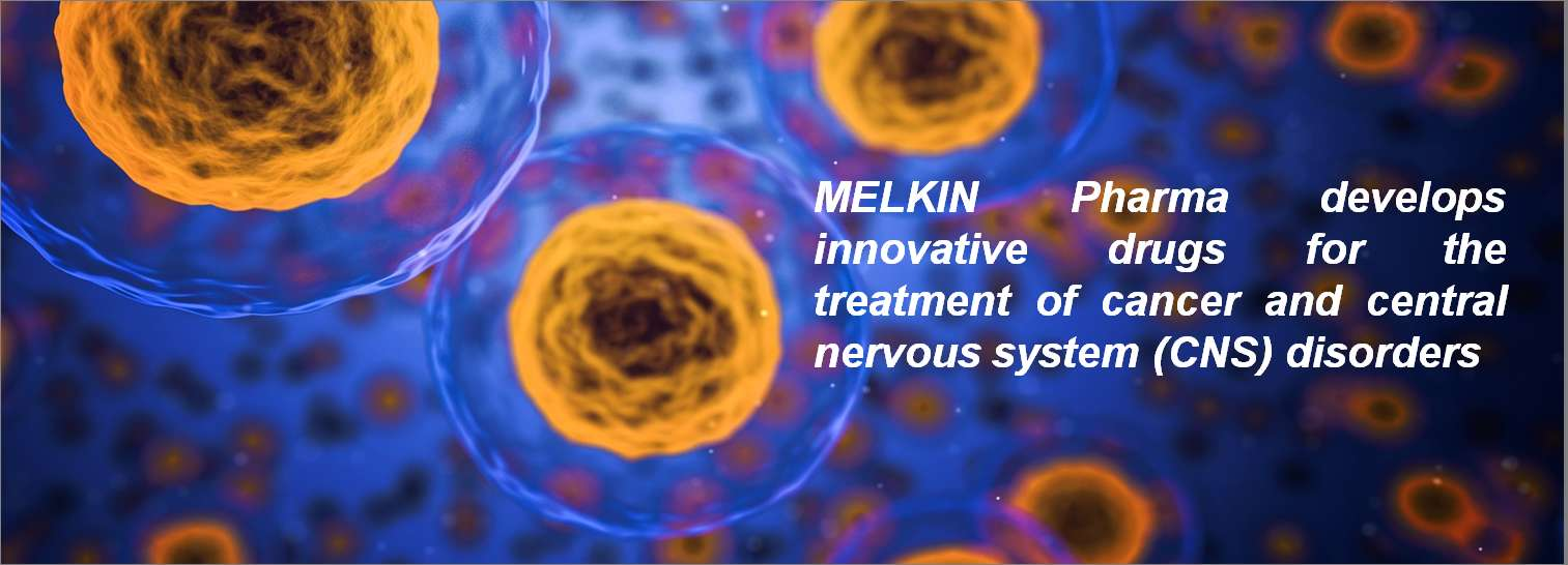 MELKIN Pharma innovative drugs treatment cancer